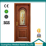 Projets en bois de portes intérieures de qualité d'approvisionnement de Guangzhou