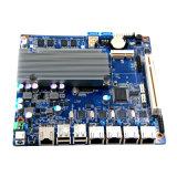 Net2550 MiniMotherboard Itx met de Groef van de Kaart SIM, Motherboard van de Steun 3G