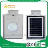 5W solar integrado Farola para alumbrado exterior