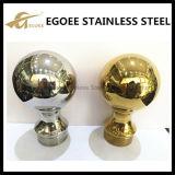 手すりのポストのための高いポーランドのステンレス鋼の丸いボール