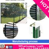 Загородка сетки цены по прейскуранту завода-изготовителя 358 высокопрочная Анти--Взбирается загородка (13 лет фабрика)