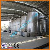 L'olio per motori usato del motore ricicla la depurazione di olio residuo delle raffinerie che ricicla la macchina