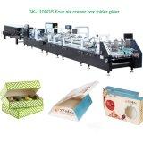 機械(800GS)をつける特別な整形ボックスGluerのホールダーのアイスクリームボックス