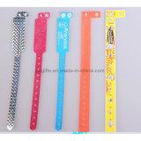 Las ventajas del Wristband electrónico /Bracelet de la identificación un uso del tiempo