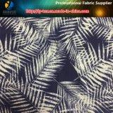 Tropital 셔츠 (YH2134)를 위해 인쇄하는 허가를 가진 100d 폴리에스테 2 방법 신축성 직물