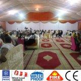 Tente 1000 extérieure de décoration de Seater de mariage d'usager Arabe en métal