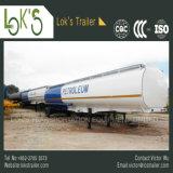 42000L Combustível / Petroleiro Semi-reboque 3 Eixos