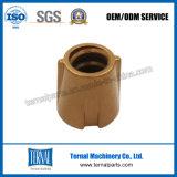 La noix Hex/a couvert d'un dôme la noix pour le boulon de roche d'Individu-Perçage