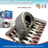 Shredder plástico/Shredder pesado do eixo do dobro da série eficiência elevada para a venda