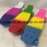 Alte Schule-Fisch-Penny-Skateboard für Kinder und Erwachsene