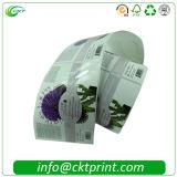 De in het groot Zelfklevende Stickers van de Streepjescode van de Fabriek Directe (ckt-La-418)