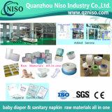 Nonwoven di superficie eccellente di morbidezza 100% pp per il pannolino del bambino (HP-014)