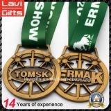 Медаль пожалования состязания возможности изготовленный на заказ для спортивного мероприятия