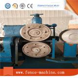 Acoplamiento de alambre soldado Rolls que hace la máquina