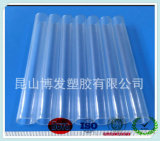 Atraumatic Umlauf geschlossene Spitze des transparenten weichen Nelaton Plastikkatheters