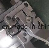 2 PCSのタイプステンレス鋼の浮遊フランジの球弁