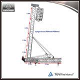 Линия линия ферменная конструкция стойки диктора блока башни блока вися