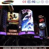 LEIDEN van de Kleur van China Praktische Volledige P10 Aanplakbord met het LEIDENE Scherm van Displsy
