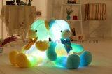 Gift van Kerstmis van de Teddybeer van het Stuk speelgoed van de nieuwe LEIDENE van de Stijl de Aanleidinggevende Teddybeer Gevulde Pluche van Dieren Kleurrijke Glanzende voor Jonge geitjes