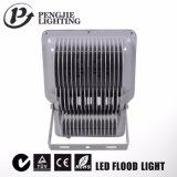 2017 luzes de inundação ao ar livre importadas de venda superiores das microplaquetas 150W