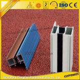 De 6063 6061 Poeder Met een laag bedekte Deuren en de Vensters van uitstekende kwaliteit van het Aluminium