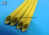Isolação Certificated UL da fibra de vidro do silicone que Sleeving 1.2-7kv