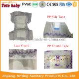 Ранг пеленку младенца, экономичную оптовую продажу санитарной салфетки ворсистого младенца цены по прейскуранту завода-изготовителя