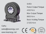 ISO9001/Ce/SGS choisissent l'entraînement de pivotement d'axe pour le système de recherche solaire avec le moteur et le contrôleur