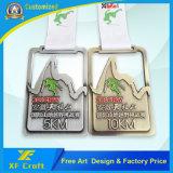 Medaglione personalizzato all'ingrosso del ricordo del metallo dell'OEM per qualsiasi attività (XF-MD20)