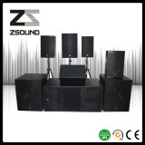 O excitador do Lf do poder superior Dual 18 polegadas que excursiona o altofalante de Subwoofer do desempenho