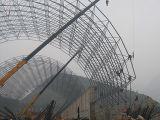 Stahlrasterfeld Structurefor große Überspannungs-Gebäude