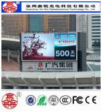 Módulo a todo color al aire libre 320mm*160m m de la visualización de pantalla de P10 LED