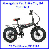 큰 소년 타이어에 의하여 숨겨지는 건전지 전기 접히는 자전거 또는 Ebike 뚱뚱한 접히는 Fatbike