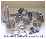 Fleck-Stahllegierung CNC-maschinell bearbeitenteil-nicht Standardmessingteil