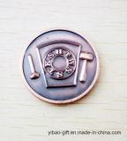 Moneta su ordinazione della muffa di placcatura di marchio (YB-HD-92)