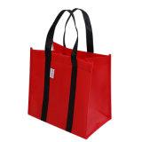 يحمل عادة يجعل مغازة كبرى غير يحاك حقيبة لأنّ تسوق