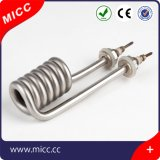 Micc elemento tubular inoxidable modificado para requisitos particulares del calentador del acero 12V