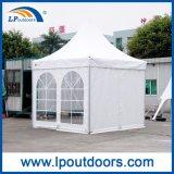 tienda al aire libre de la pagoda del pabellón de los 3X3m pequeña para las ventas del partido del acontecimiento