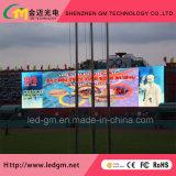 Haute qualité / Haute luminosité P10mm Publicité Vidéo Mur À l'extérieur Pleine couleur