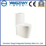 Siphonic überschüssige Wirbel-Badezimmer-Toilette