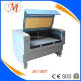 2 verbetert de Scherpe Machine van de Laser van hoofden de Efficiency van het Werk (JM-1390T)