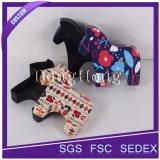 Fabricación profesional Niños de buena calidad Caja de juguetes encantadora