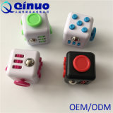 Friemel dobbelen Stuk speelgoed 6 de Bezorgdheid van de Spanning van de Versie van Kanten en ontspannen voor Kinderen en Volwassenen