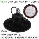 alto indicatore luminoso della baia di 150W LED