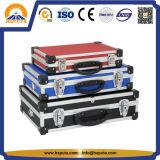 Caixas de armazenamento de alumínio resistentes da ferramenta do metal (HT-1102)