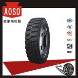 11.00r20 picó resistencia y la resistencia de desgaste para los neumáticos del carro del rodillo impulsor