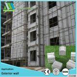 Панель стены сандвича EPS облегченной термоизоляции цемента волокна конкретная