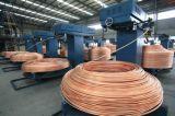 鋳造Oxygen-Free銅の棒のための2017新型上向きの連続的な機械