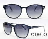 De ovale Acetaat Van uitstekende kwaliteit van de Vorm met Ce voor Dame Eyewear Sunglasses