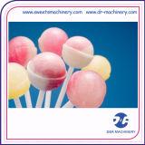 Automáticos de alta velocidade morrem a máquina de formação dos doces do Lollipop